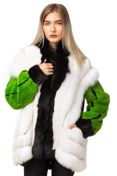 fotografie fashion model alb